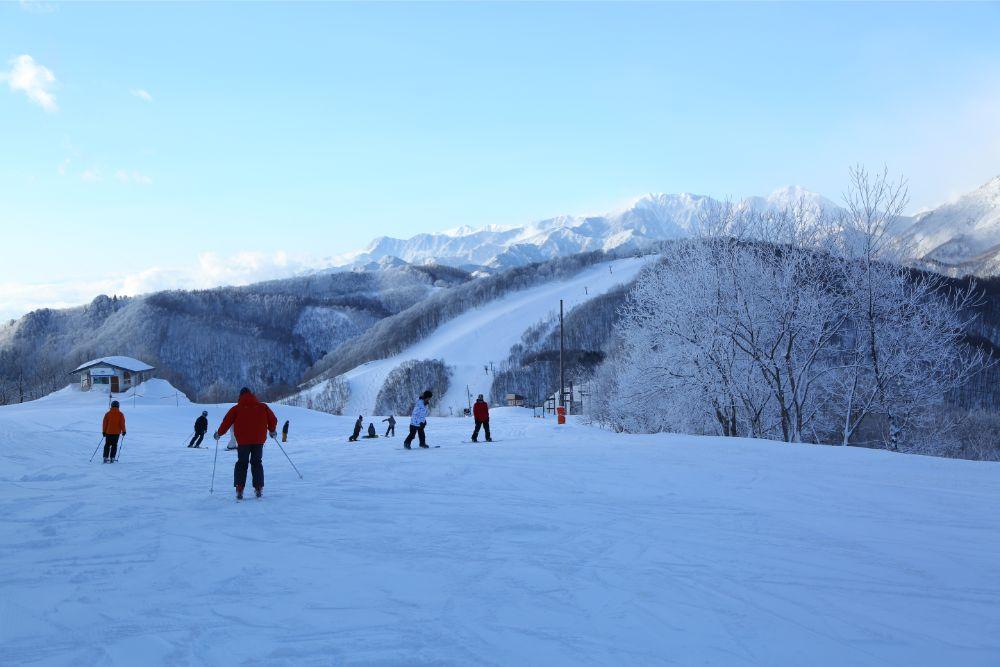 Hakubavalley鹿島槍スキー場