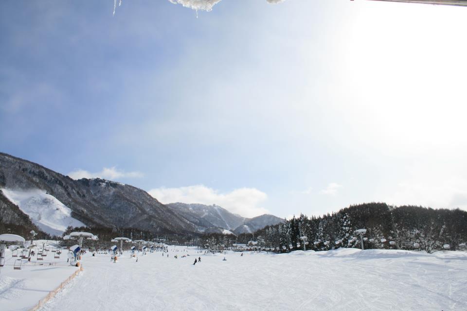 北志賀小丸山スキー場