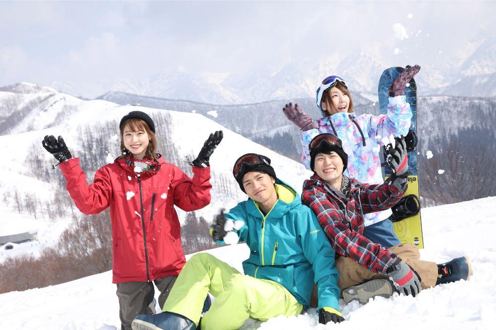 長野 スキー場 おすすめ