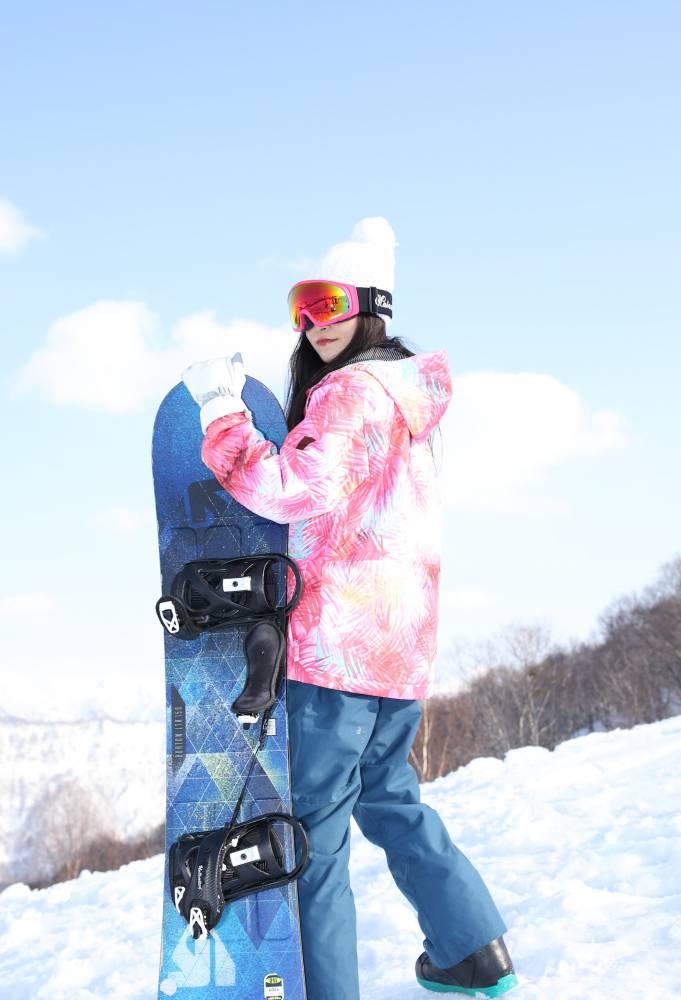 スキー スノボ 安全