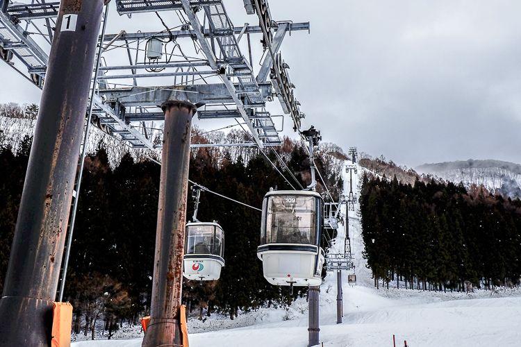 スキー リフト 料金