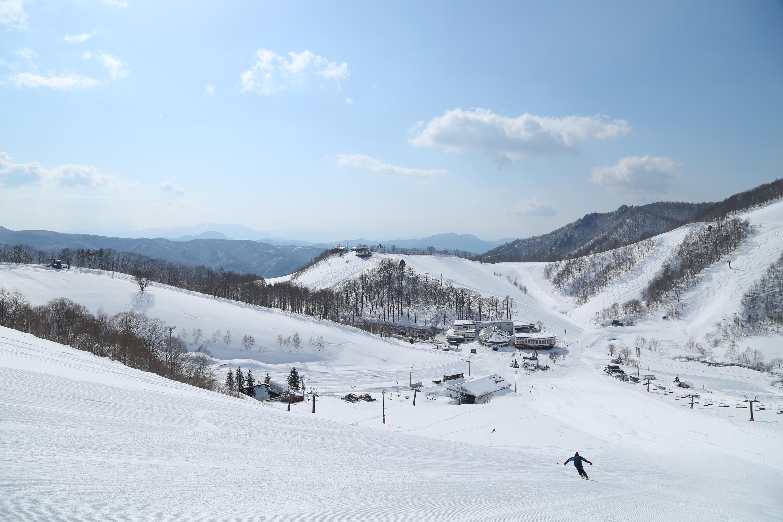 鹿島槍スキー場