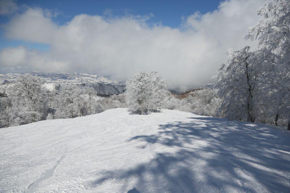 野沢温泉 スキー場