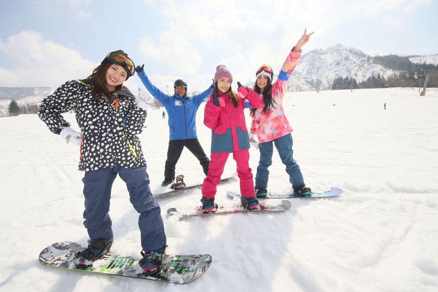 春日部 スキー バスツアー