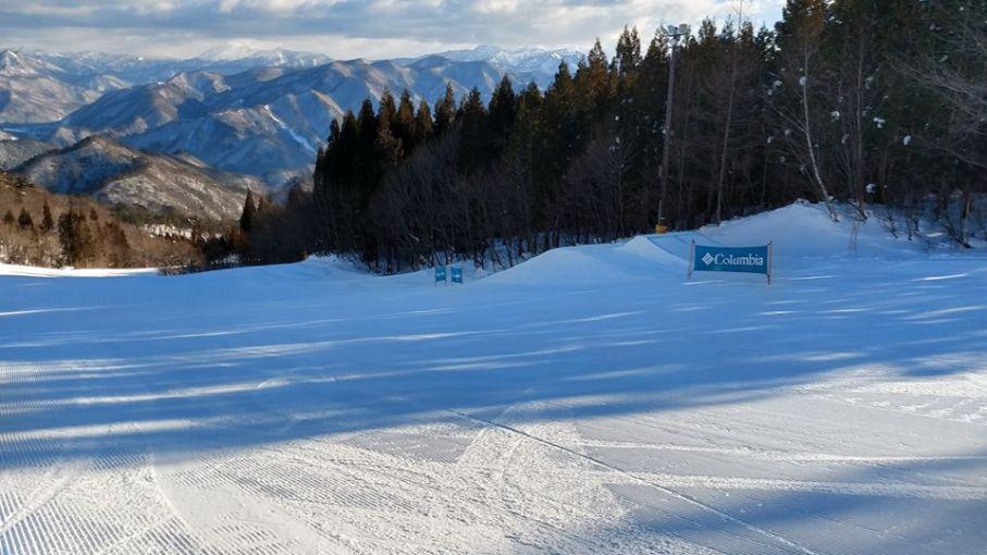 ノルン水上スキー場