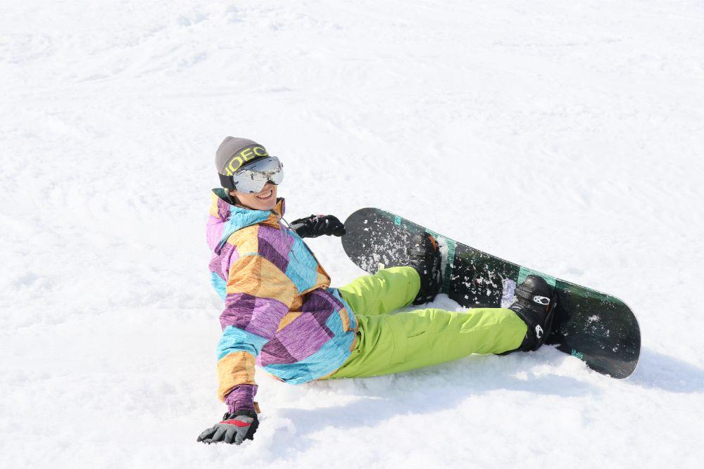 スキー 事故防止
