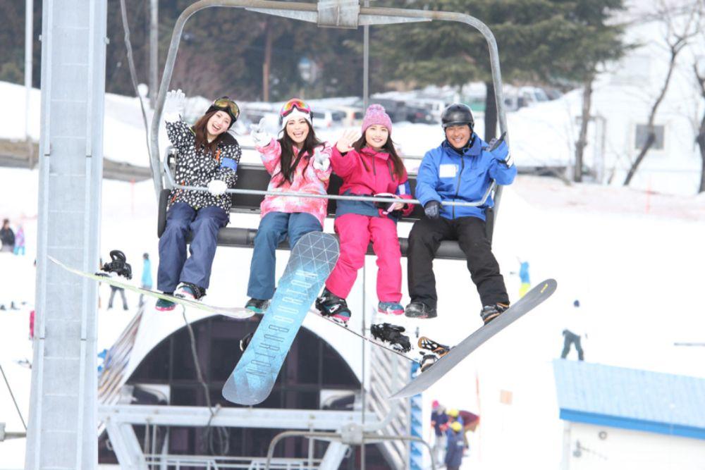 スキー リフト