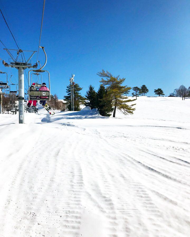 斑尾高原スキー場 イベント