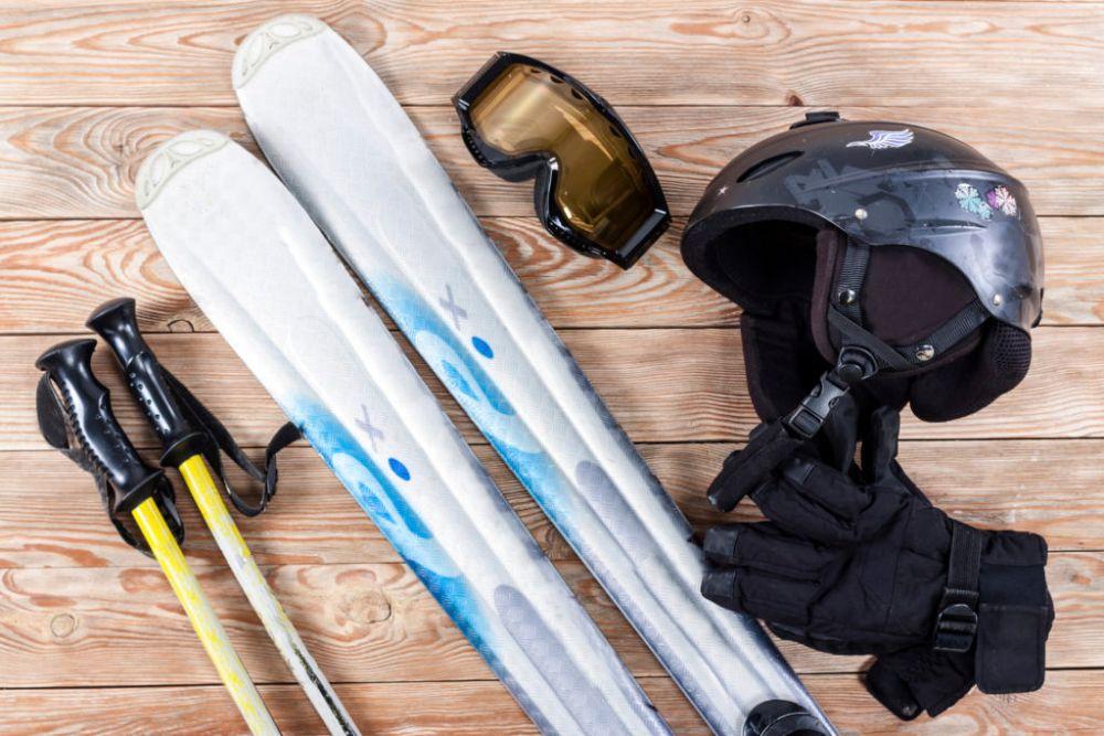 スキー アイテム