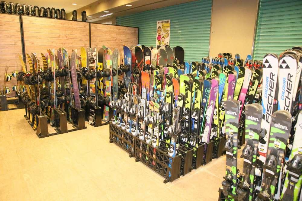 スキー オールラウンド