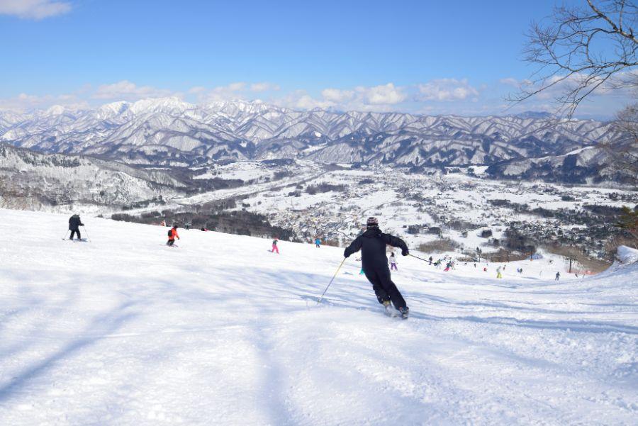 スキー場 映画