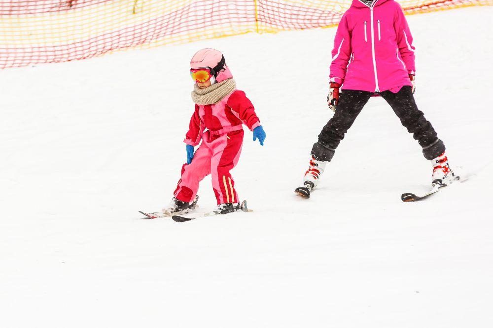 スキー 初心者