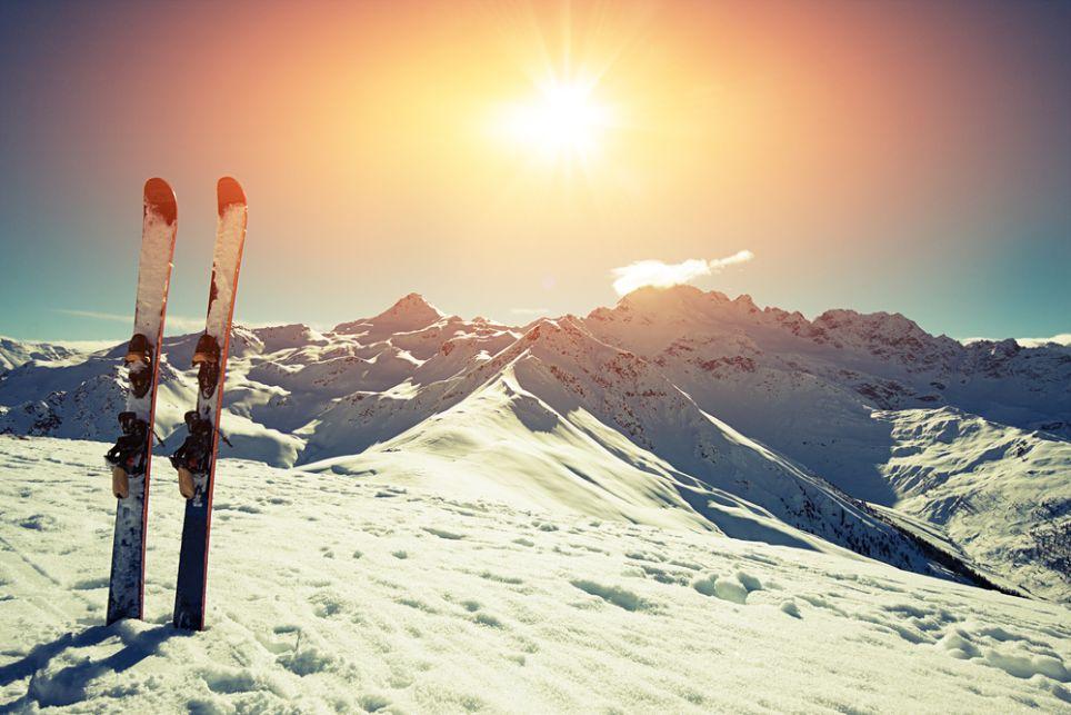 スキースノボ 筋肉痛