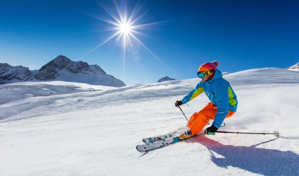 スキー メリット