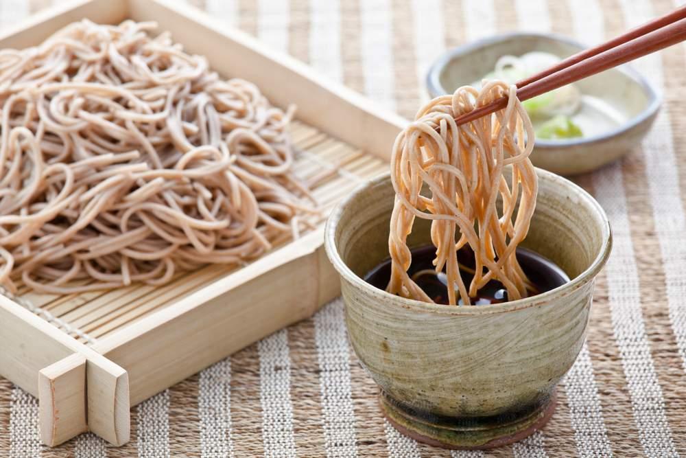 信州そばは長野県の名産品