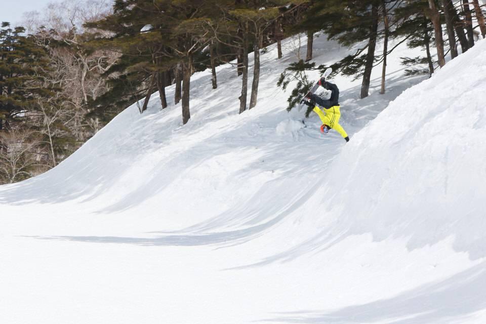 川場スキー場