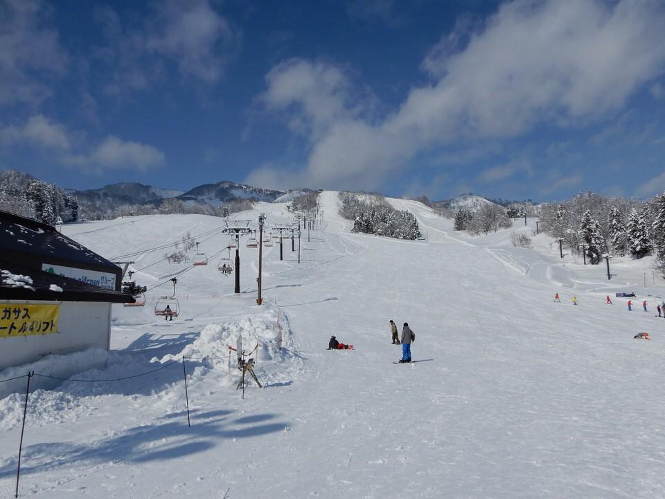 狩温泉スキー場