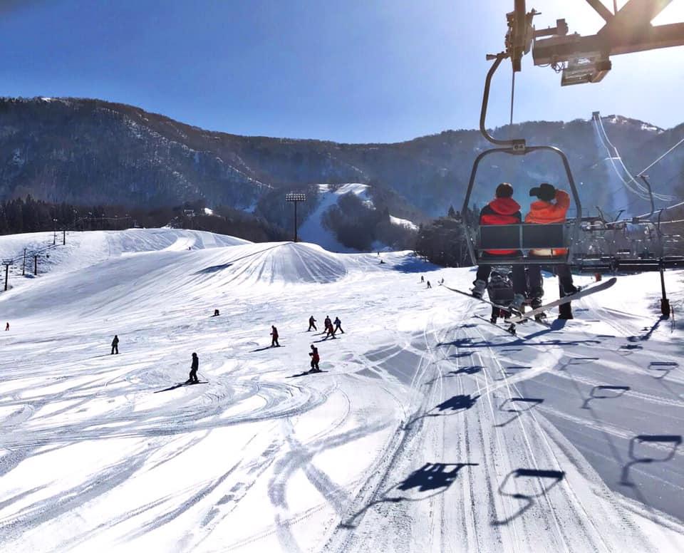 竜王スキーパーク 日帰り