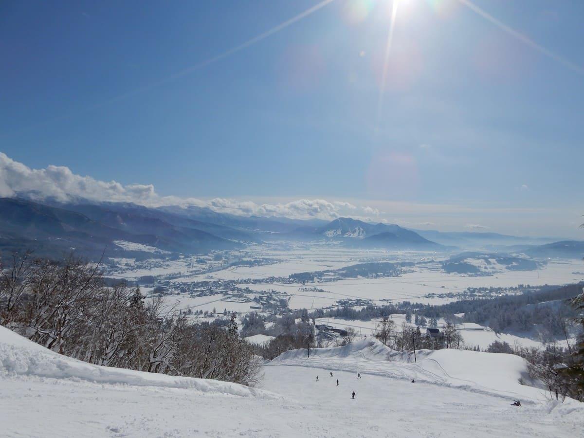 戸狩温泉スキー場2