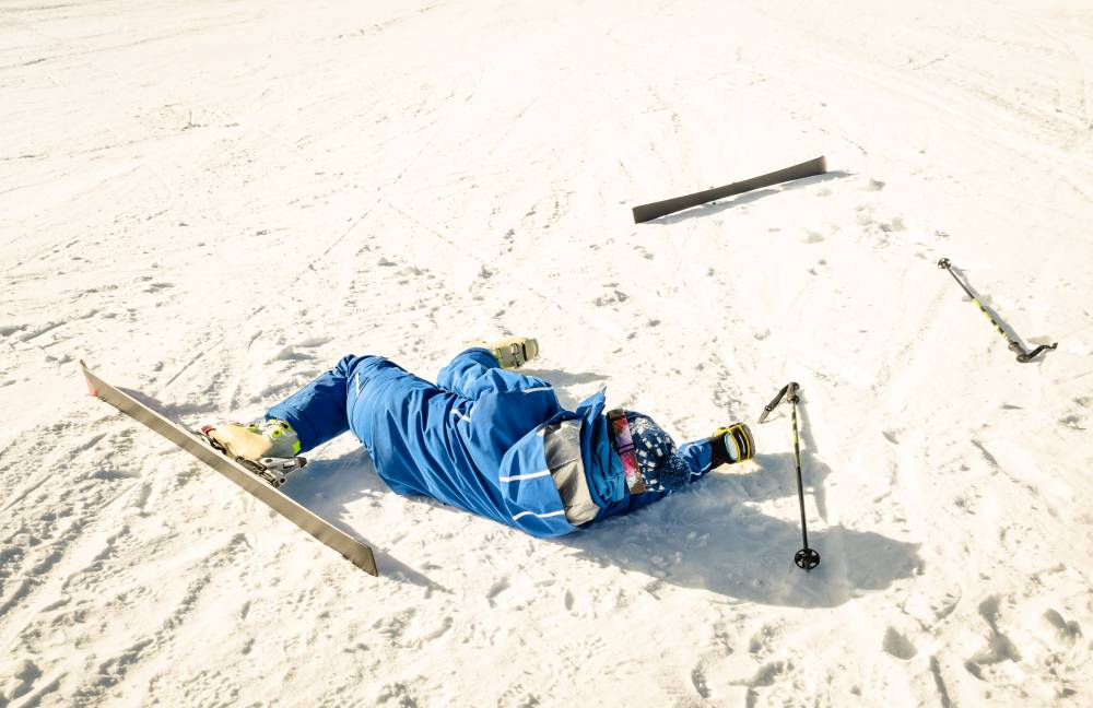 スキー 保険 必要