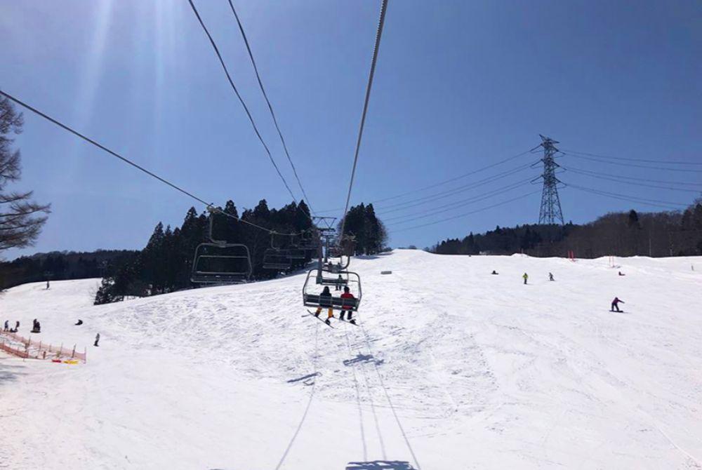 北志賀竜王スキーパーク
