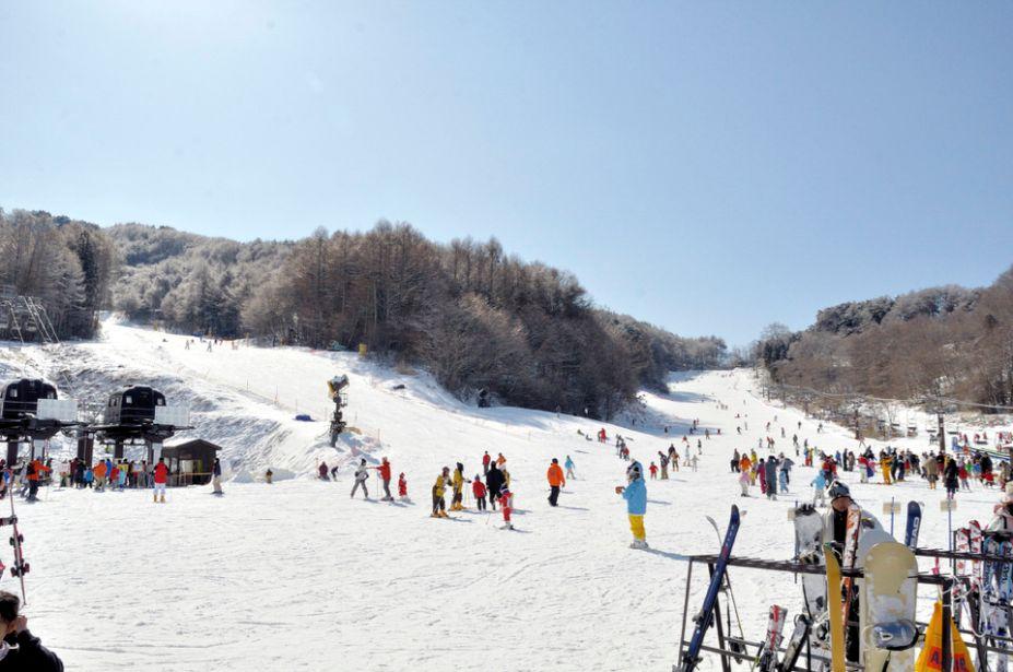 佐久スキーガーデン パラダ