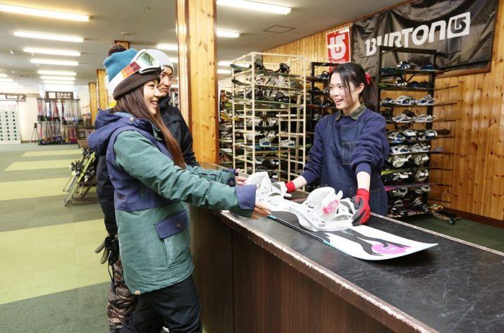 レンタル スキー