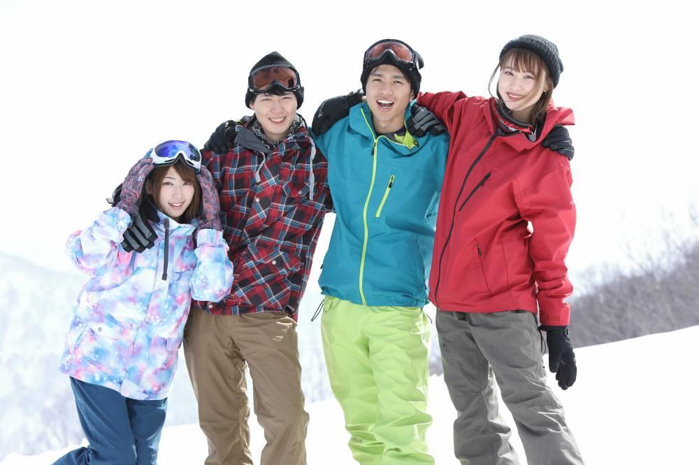 スキー ウェア