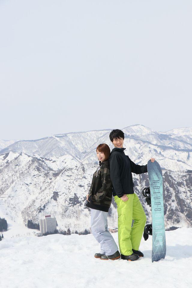 スキー デート