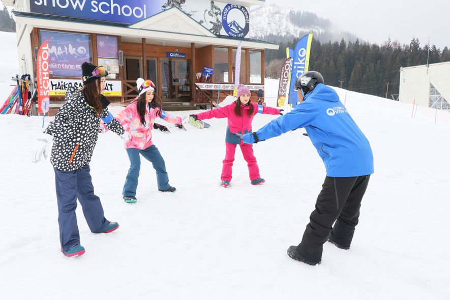 スキー スクール