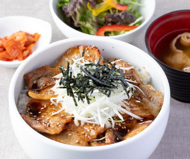 JAPAN Xの豚丼