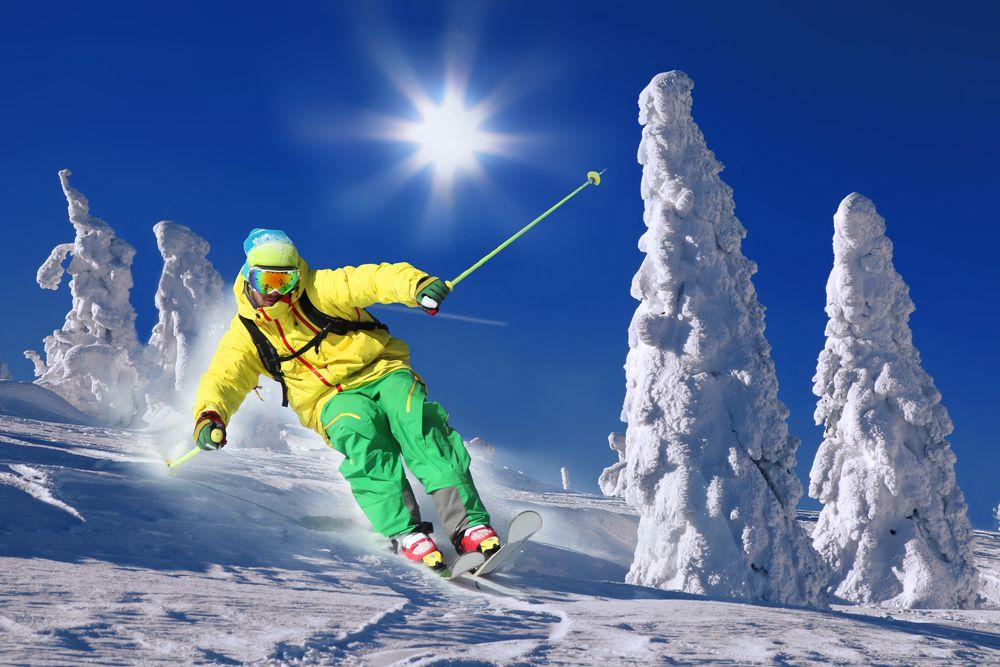 スキーの技