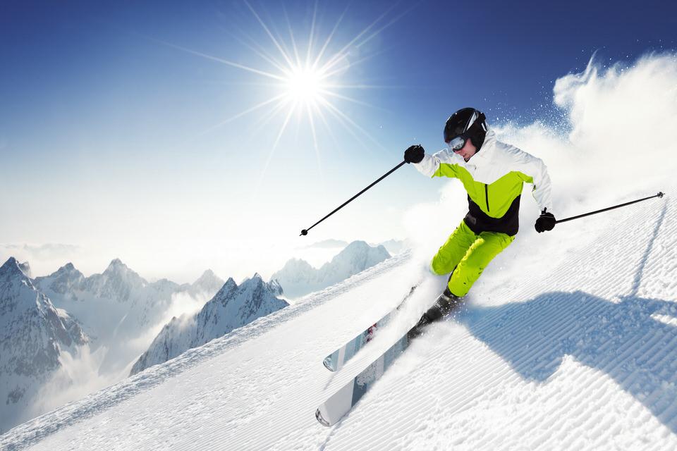 スキーヤー2