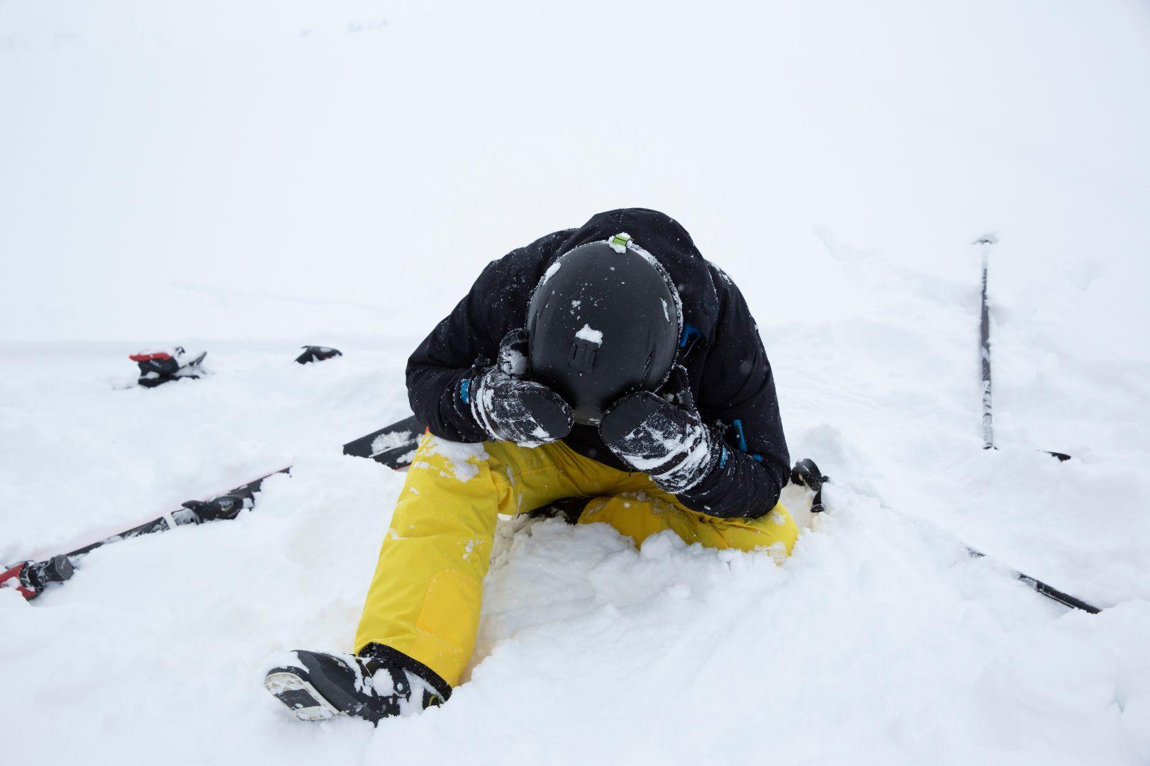 スキー 運動苦手