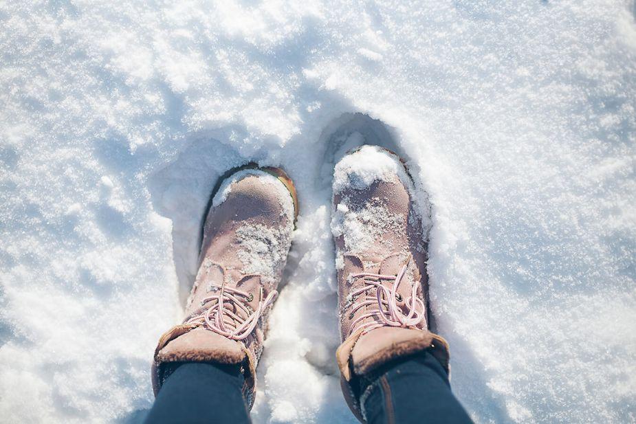 足先 冷え スキー