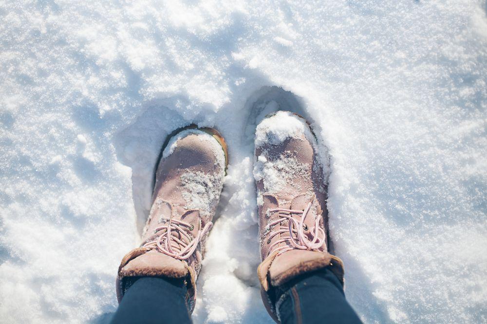 スキー場 ブーツ