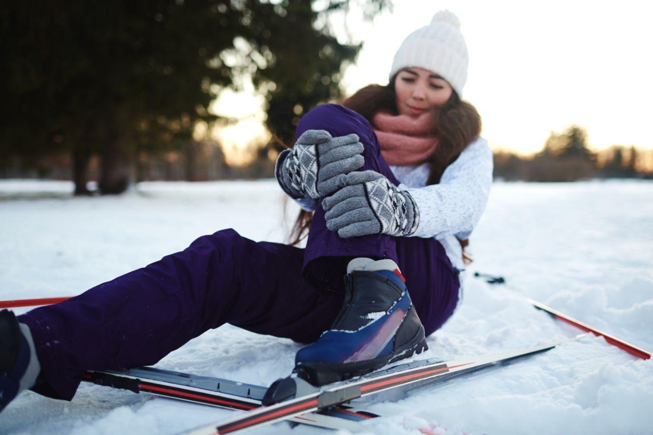 寒さ対策 スキー