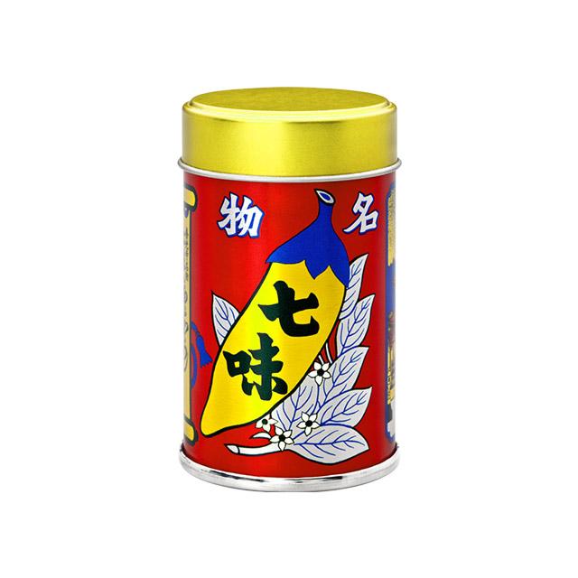 八幡屋礒五郎は1736年創業の七味専門店