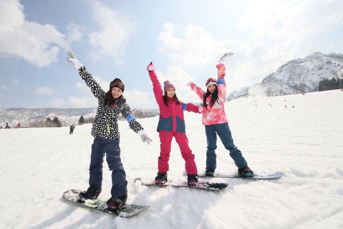 スキー 水分補給