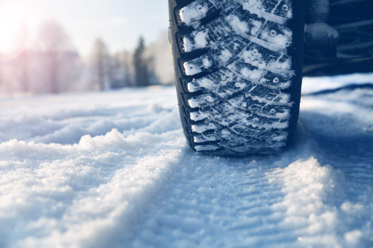 雪道 注意