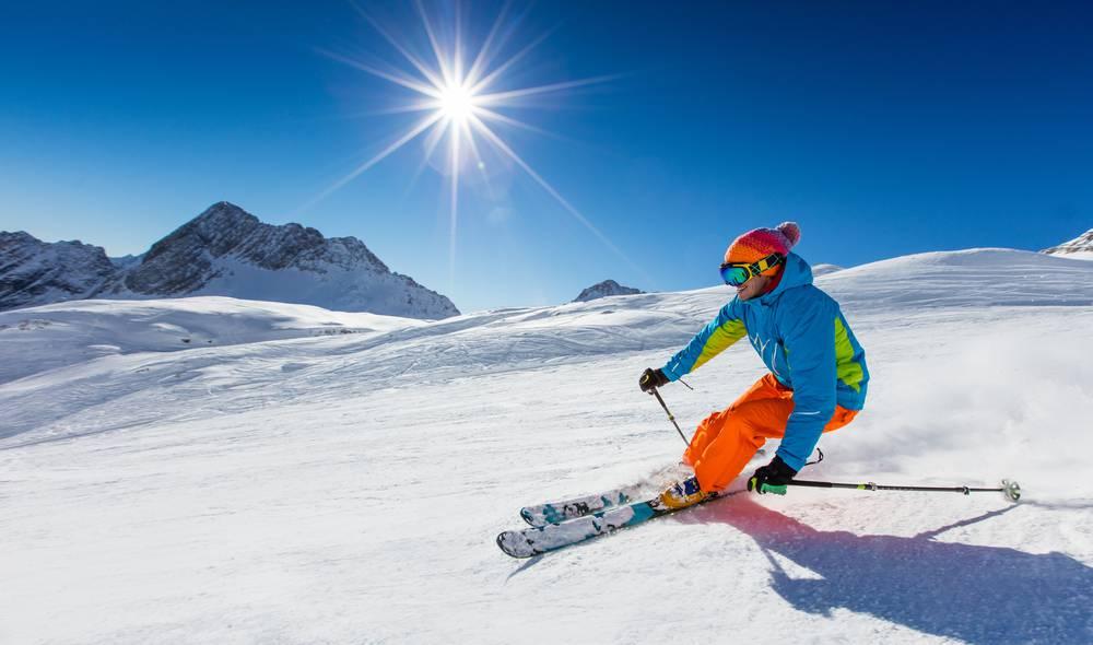 スキー板 形